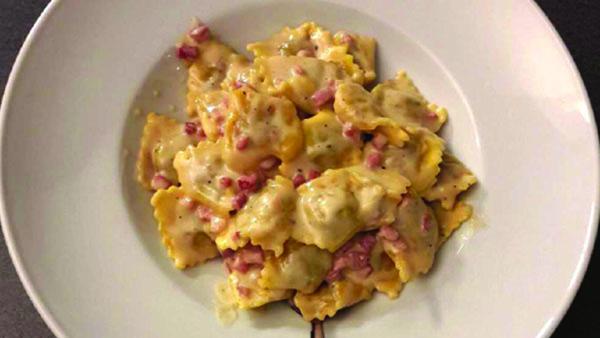 Pasta mit Sahne Rezept Casaretto Delikatessen